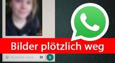 <i>WhatsApp:</i> Bilder weg – Ursachen und Lösungen