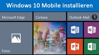 Windows 10 Mobile installieren – So geht's