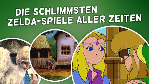 WTF: Das sind die schlimmsten Zelda-Spiele aller Zeiten!
