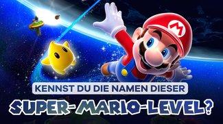 Teste dich: Kennst du die Namen all dieser Super Mario-Level? (Quiz)