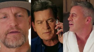 Seht die Stars aus Friends, Two and a Half Men & The Big Bang Theory in einem Video-Sketch