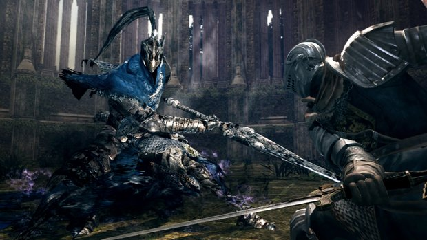 Dark Souls: Dieser Spieler wurde nicht einmal getroffen!