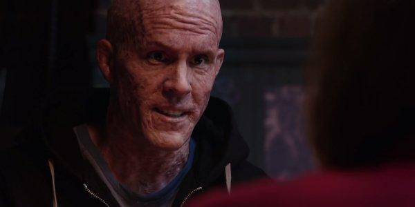 Ryan Reynolds Deadpool 2 ohne Maske