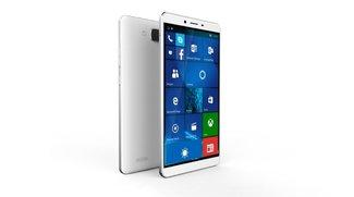 Madosma Q601: 6 Zoll Windows 10 Mobile-Smartphone mit Snapdragon 617