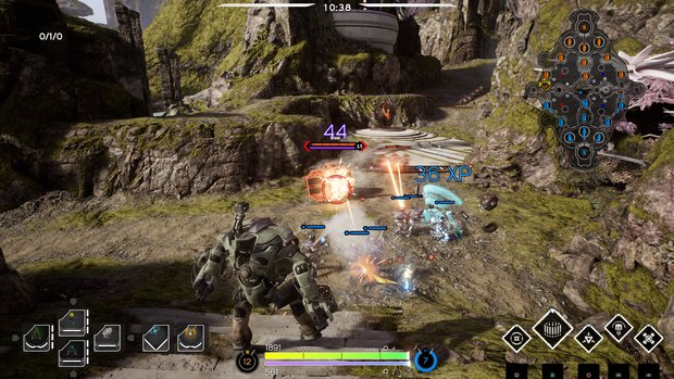 Paragon: Das MOBA der Gears-of-War-Macher hat einen Early-Access-Termin