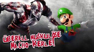 Muskulöse Macho-Kerle: Warum das Bild des Mannes in Videospielen veraltet ist