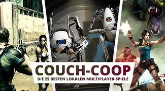 Couch-Coop: Die 25+ besten lokalen Multiplayer-Spiele für jede Plattform