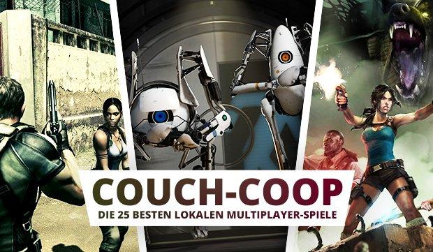 Couch-Coop: Die 25 besten lokalen Multiplayer-Spiele fürs Wohnzimmer