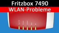 Fritzbox 7490: WLAN-Probleme – Ursache & Lösung für Verbindungsabbrüche