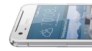 HTC One X9: Mittelklasse-Smartphone im Metallkleid im Hands-On-Video