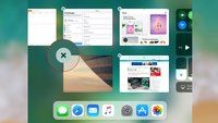 iPad-Apps schließen, so gehts (Update)
