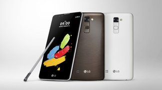 LG Stylus 2: Release, Bilder, technische Daten