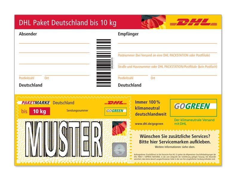 Brief Nach Wien Versenden : Paket unfrei versenden sendungen ohne frankierungen
