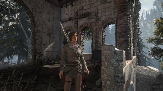 Rise of the Tomb Raider in 4K: So läuft der Grafikknaller auf einem 4.000-Euro-PC
