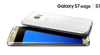 Samsung Galaxy S7 (edge)-Farben: So sehen Gold, Weiß, Schwarz, Silber, Pink Gold und Pink aus