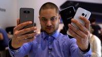 Samsung Galaxy S7 vs. S7 edge vs. LG G5: Video-Vergleich der MWC-Highlights