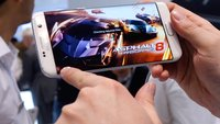"""Samsung Game Launcher im Hands-On-Video: Mit dem Galaxy S7 (edge) zum """"Let's Play""""-Star"""