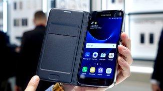Samsung Galaxy S7 und S7 edge: Zubehör im Hands-On-Video
