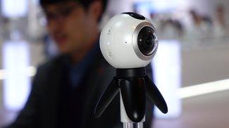 Samsung Gear 360 im Hands-On-Video: Der BB-8 für Virtual-Reality-Videos