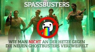 Spassbusters: Wie man nicht an der sexistischen Hetze gegen die neuen Ghostbusters verzweifelt - Eine Anleitung