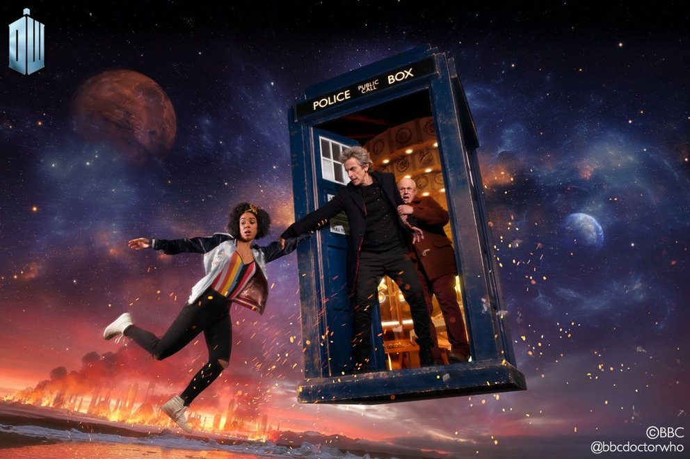 Doctor Who Staffel 10 BBC