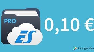 ES Datei Explorer Pro für nur 0,10 Euro im Play Store