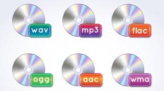 MP3 umwandeln: Alle gängigen Audioformate kostenlos konvertieren