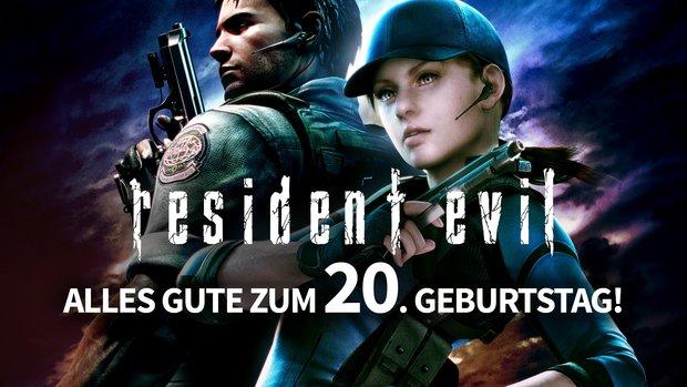 Resident Evil: Wir blicken zurück auf 20 Jahre Horror-Geschichte
