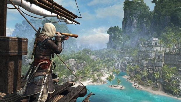Ubisoft Singapur arbeitet an neuem Großprojekt