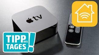 Apple TV als HomeKit-Hub: Produkte von unterwegs ansteuern