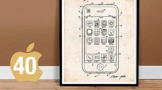 40 Jahre Apple: Sinnvolle Patent-Nutzung außerhalb des Gerichtssaals – als Poster! (Fundstück)