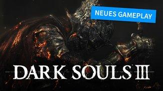 Dark Souls 3: Wir zeigen dir den ersten Bosskampf im Gameplay-Video