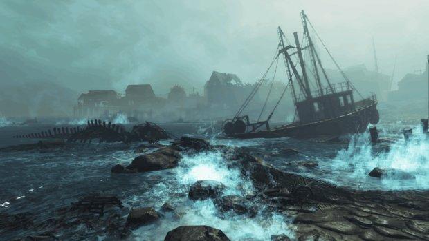 Fallout 4: Far Harbor-DLC wird größer als Shivering Isles für Oblivion