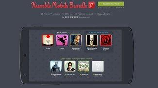 Humble Mobile Bundle 17: Spiele-Paket mit Lara Croft GO, Desktop Dungeons und mehr