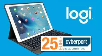 Logi CREATE: Tastatur-Case von Logitech fürs iPad Pro mit exklusivem 25-Euro-Sofortrabatt für GIGA-Leser