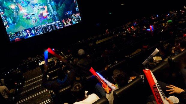 League of Legends: E-Sport-Matches werden im Kino gezeigt