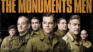 Monuments Men im Live-Stream & TV auf Pro 7 ab 20:15 Uhr Ostermontag