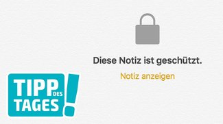 Verschlüsselte Notiz in iOS 9.3 erstellen – das sollte man wissen