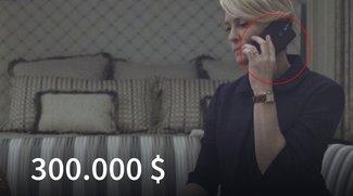 Kleines Startup? Von wegen! OnePlus zahlt 300.000 US-Dollar für Produktplatzierung in House of Cards