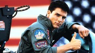 Top Gun 2: Wird Tom Cruise vom Jet- zum Drohnen-Piloten?