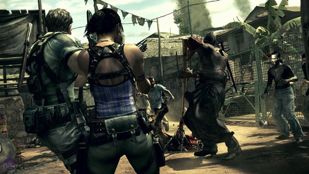 Resident Evil 5: Entwickler adressieren Probleme auf PS4 und Xbox One