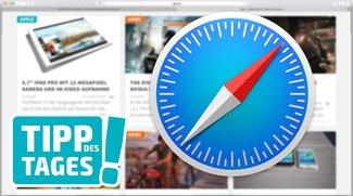 Tipp: iPhone-Tabs auf dem Mac schließen, so gehts