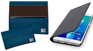 Top 10: Samsung Galaxy S7 (edge) - Die besten Hüllen, Cases, Bumper und Taschen im Überblick
