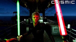 Fallout 4: YouTuber stellt liebevoll Star Wars-Schlacht nach