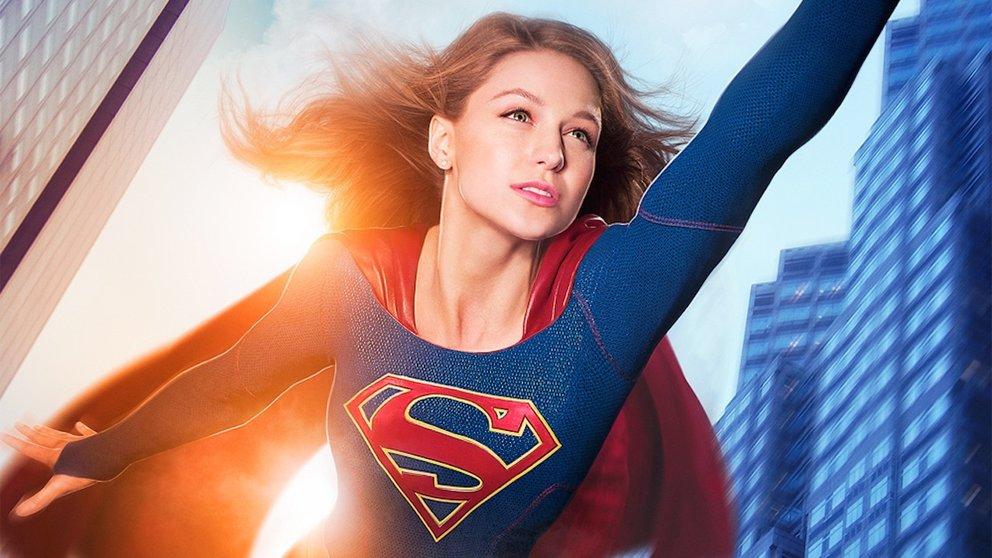 supergirl startet heute bei pro7 im tv und live stream