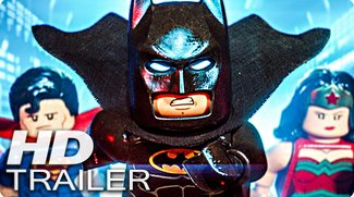 The LEGO Batman Movie - Trailer-Check