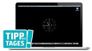 Tipp: Coole Bildschirmschoner als Wallpaper für den Mac verwenden
