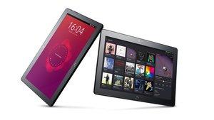Ubuntu Tablet BQ Aquaris M10