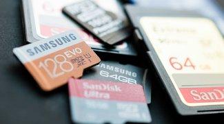 SD-Karten FAQ: Was muss man beim Kauf beachten? Welche Karte ist schnell?