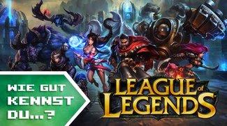 Wie gut kennst du League of Legends? (Quiz)